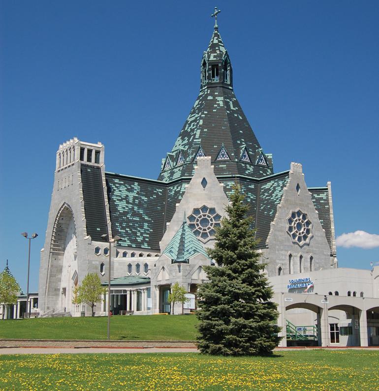 Sanctuaire Notre-Dame-du-Cap