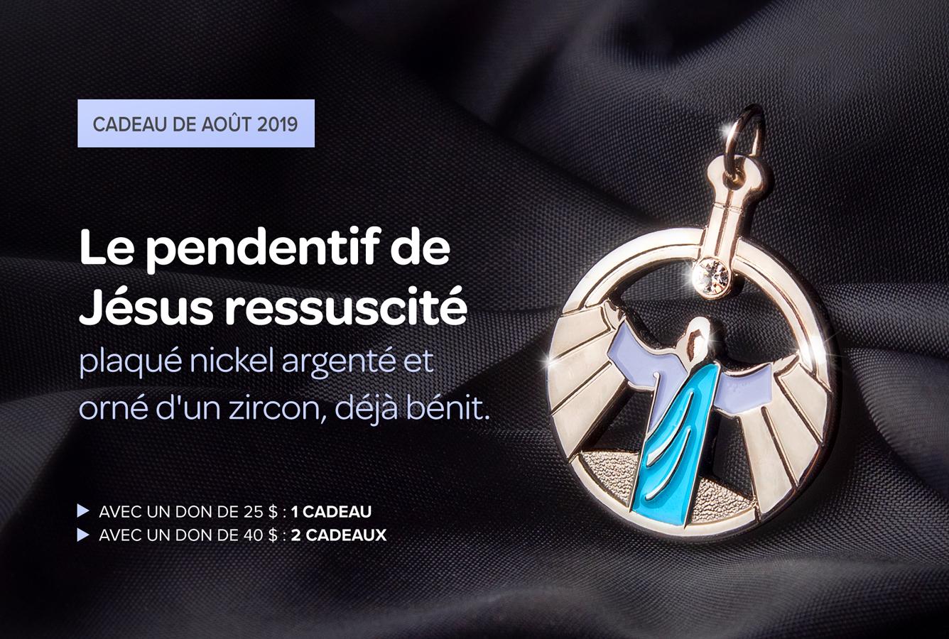Cadeau d'août 2019