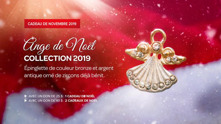 Cadeau de novembre 2019