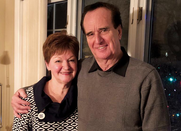 Parents de Sylvain Charron